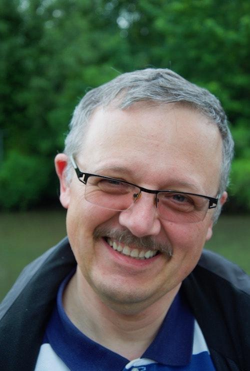 Eric LIEBEAUX