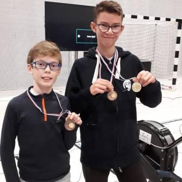 Championnat d'Alsace Indoor d'Aviron et Championnat Jeunes